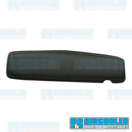 Wiring Cover, ABS Plastic, Black