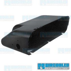 Glove Box, Black Plastic
