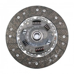 Clutch Disc, 228mm, Spring Center