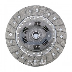 Clutch Disc, 215mm, Spring Center