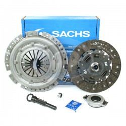 Clutch Kit, 228mm, Spring Center Disc