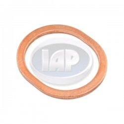 Exhaust Gasket, Manifold to Cylinder Head, Copper