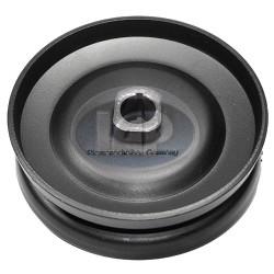 Alternator/Generator Pulley, 12 Volt, Black
