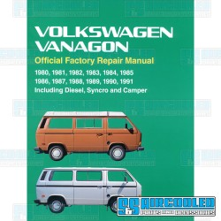 Repair Manual, Vanagon 1980-1991
