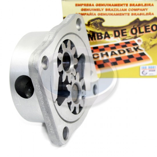 Oil Pump, 26mm Gears, 8mm Studs, Aluminum
