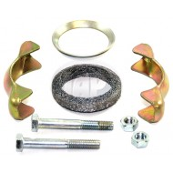 Exhaust Clamp Kit, 12-1600cc, Economy, Stock
