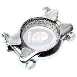 Exhaust Clamp Kit, 12-1600cc, High Quality, Stock