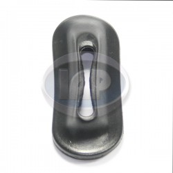 Bumper Bracket Seal, Bumper Bracket to Body, Front or Rear, Left or Right