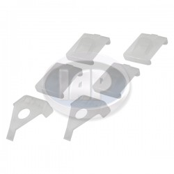 Seat Rail Bushing Kit
