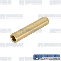 Valve Guide, Intake or Exhaust, Stock, Silicon Bronze