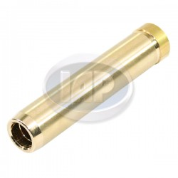Valve Guide, Intake or Exhaust, + .002 Oversize, Silicon Bronze