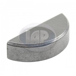 Woodruff Key, Crankshaft Pulley, Stock