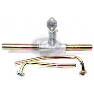 Intake Manifold, Fits 30/34 PICT Carburetors, Universal