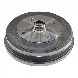 Brake Drum, Front, 4x130mm