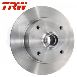 Brake Rotor, Front, 4x130mm