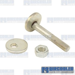 Eccentric Bolt Kit, Control Arm, Front