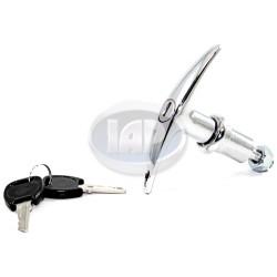 Decklid Lock, T-Handle, w/Keys