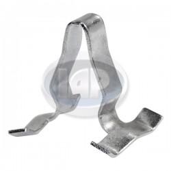 Body Molding Clip, Metal, 100pcs