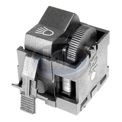 Headlight Switch, 6-Terminal, Rocker