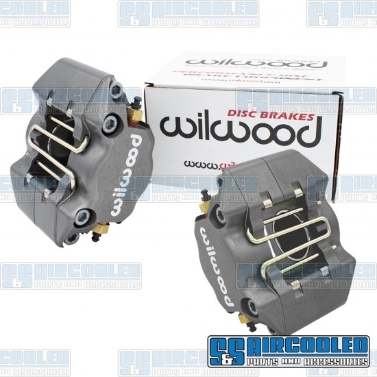 Wilwood Brake Calipers, Front, Left & Right, Performance