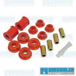 Control Arm Bushing Kit, Front, Urethane Bushings