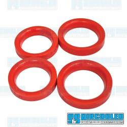 Axle Beam Tube Seals, Ball Joint, Urethane