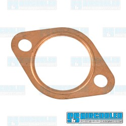 Exhaust Gaskets, 1-1/2in ID, Heavy Duty, Copper