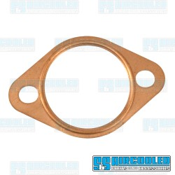 Exhaust Gaskets, 1-5/8in ID, Heavy Duty, Copper