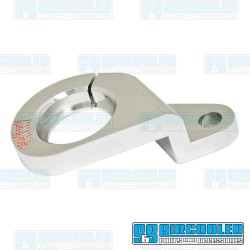Distributor Clamp, Billet Aluminum, w/Ignition Timing Marks, Polished