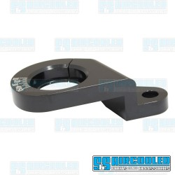 Distributor Clamp, Billet Aluminum, w/Ignition Timing Marks, Black