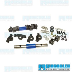 Rocker Assembly, 1.10 Ratio, Stock Style with Solid Shafts, EMPI