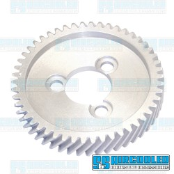 Camshaft Gear, Helical Cut, Aluminum