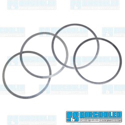Head Gaskets, 85.5mm, 15-1600cc, .030/.75mm, Aluminum