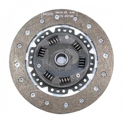 Clutch Disc, 210mm, Spring Center