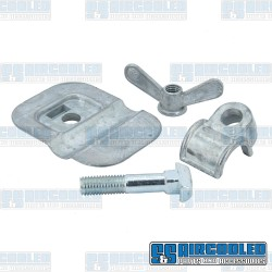 Seat Clamp Kit, Middle Row, Seat Frame to Floor