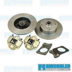 Disc Brake Kit, Front, 4x130mm, Bolt-On