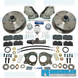 Disc Brake Kit, Front, 5x205mm, Bolt-On