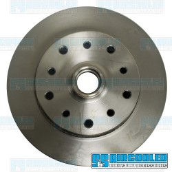 Brake Rotor, Front, 5x130mm/5x4.75
