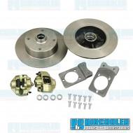 Disc Brake Kit, Front, 4x130mm, Bolt-On