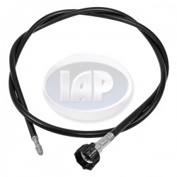 Speedometer Cable, Lower, w/EGR Counter Box, 1620mm Length