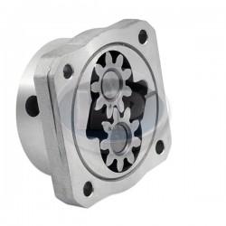 Oil Pump, 26mm Gears, 6mm Studs, Flat Camshaft, Aluminum
