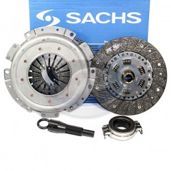 Clutch Kit, 200mm, Spring Center Disc, Late Release Bearing