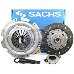 Clutch Kit, 200mm, Rigid Center Disc, Late Release Bearing