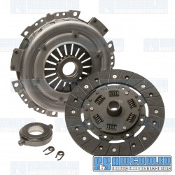 Clutch Kit, 200mm, Spring Center Disc, Early Release Bearing, China