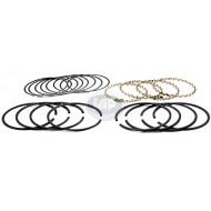 Piston Ring Set, 85.5mm (2mm x 2mm x 5mm), Cast Top Ring