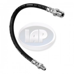 Brake Hose, Front, 345mm, Left or Right, Disc Brakes