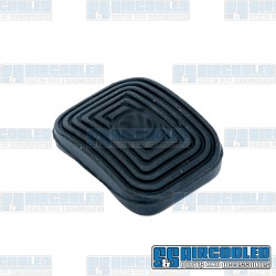 Clutch/Brake Pedal Pad, Rubber