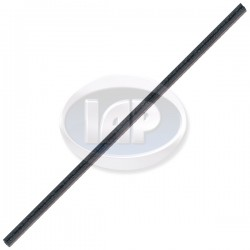 Felt Channel, Vent Window Post, Left or Right, 12x825mm