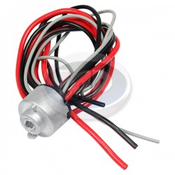Ignition Switch, Electrical Portion w/Wires