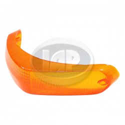 Lens, Turn Signal, Amber, Left or Right